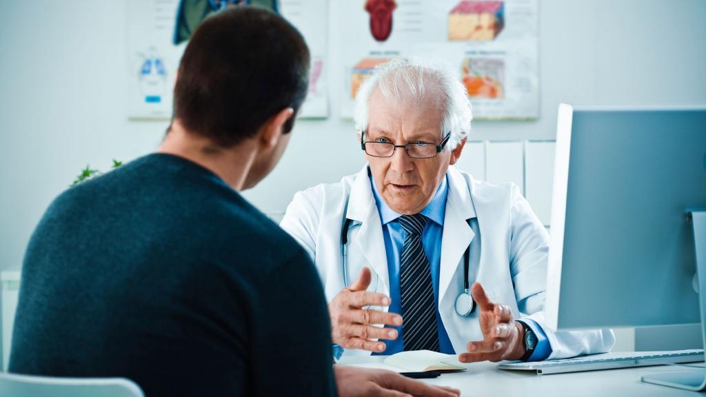 обсуждение лечения